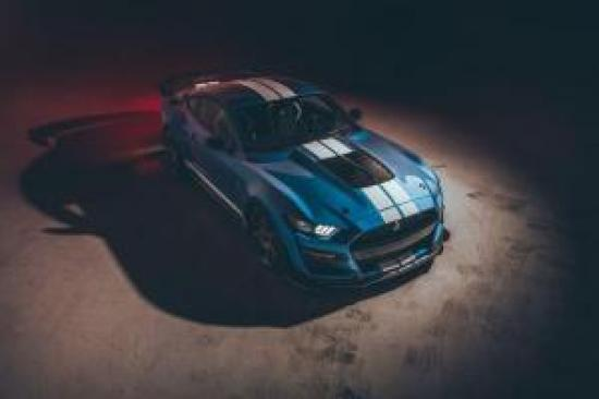 Image of Ford Mustang Shelby GT500