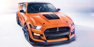 Photo of Ford Mustang Shelby GT500 Mk VI facelift