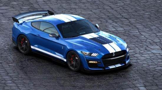 Image of Ford Mustang Shelby GT500 Signature Edition