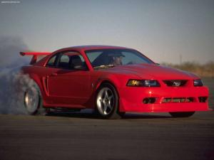 Photo of Ford Mustang SVT Cobra R Mk IV