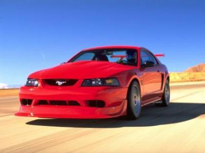 Image of Ford Mustang SVT Cobra R