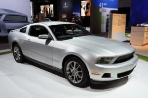 Photo of Ford Mustang V6