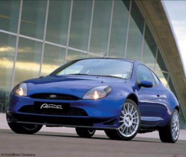 Image of Ford Puma 1.7