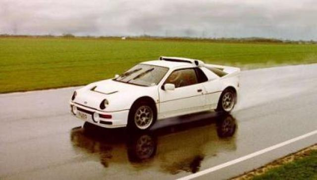 Image of Ford RS200