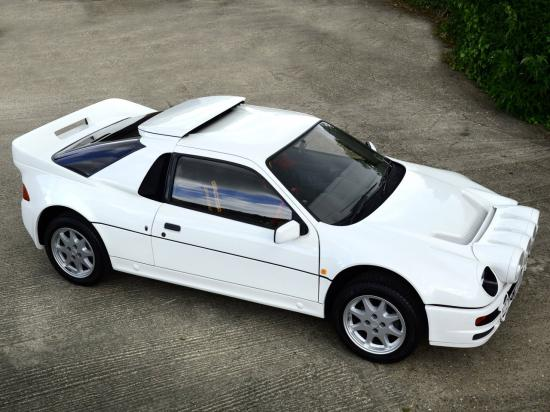 Image of Ford RS200 Evolution