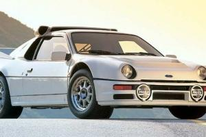 Picture of Ford RS200 S