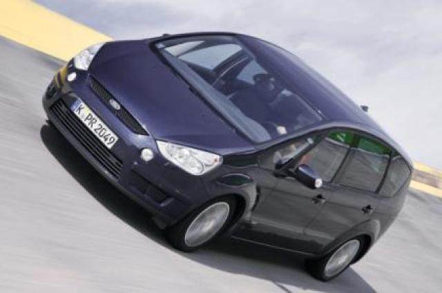 Image of Ford S-Max 2.5