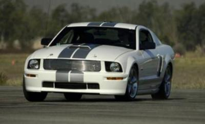 Image of Ford Shelby GT