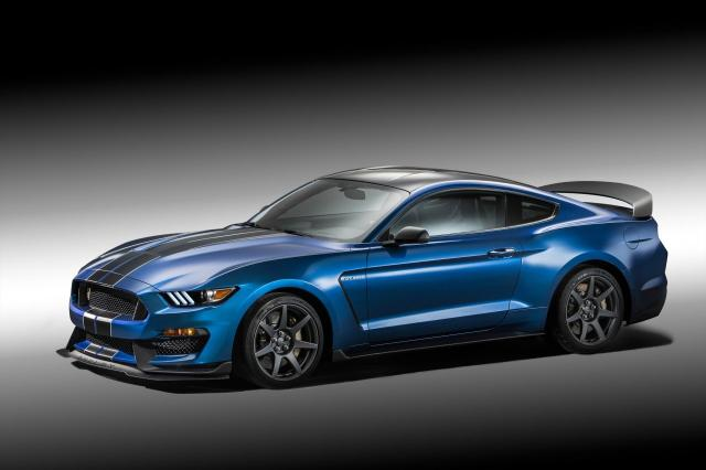 Image of Ford Shelby Mustang GT350R