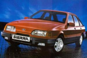 Picture of Ford Sierra 2.0i GLS