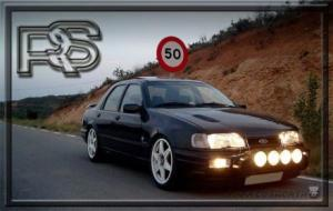 Photo of Ford Sierra Cosworth 4x4