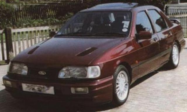 Ford Sierra Cosworth 4x4 laptimes, specs, performance data