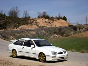 Photo of Ford Sierra RS Cosworth