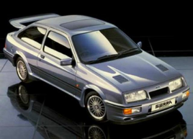 Image of Ford Sierra RS Cosworth