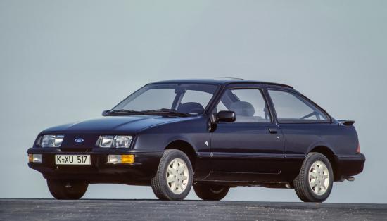Image of Ford Sierra XR4x4