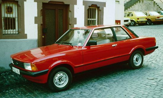Image of Ford Taunus TC 2.0 L