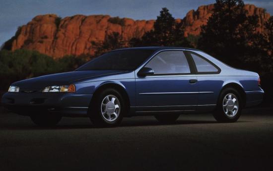 Image of Ford Thunderbird 4.6i V8