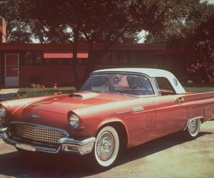 Picture of Ford Thunderbird Supercharged
