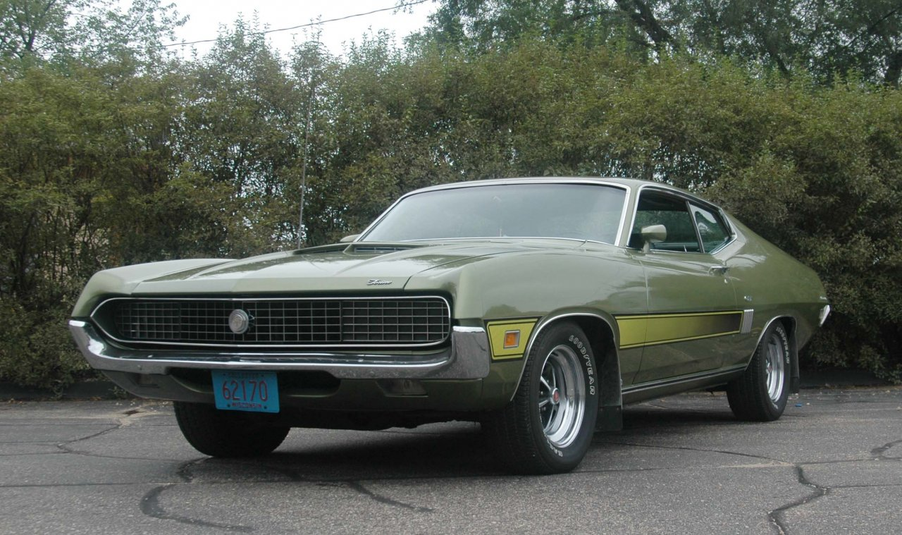 Image of ford torino gt fastback