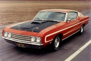 Picture of Ford Torino Talladega Ram Air