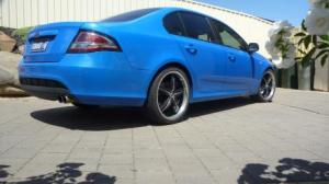 Photo of Ford XR6 Turbo