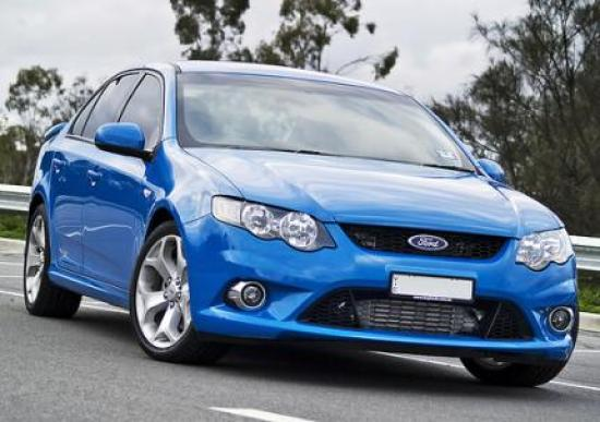 Ford Xr6 Turbo Specs Quarter Mile Lap Times Performance Data