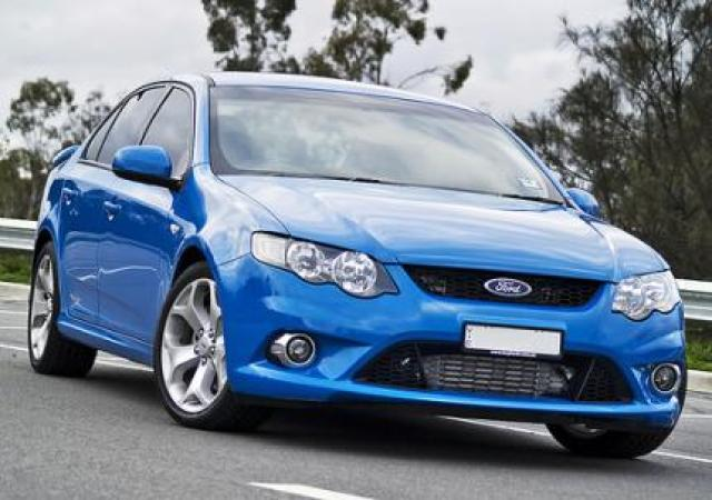 Image of Ford XR6 Turbo