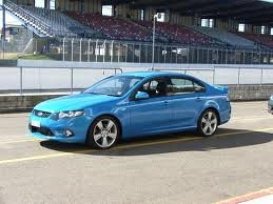 Image of Ford XR6