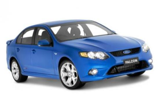 Image of Ford XR8