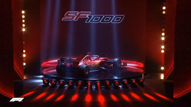 Cover for Formula 1 2020 starts today