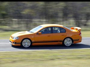 Photo of FPV BF Mark II Falcon GT