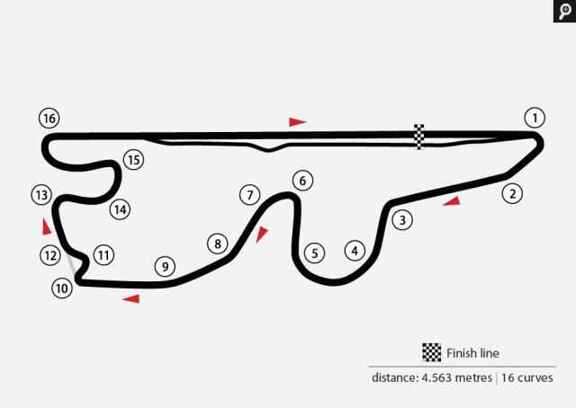Image of Fuji Speedway (post 2005)