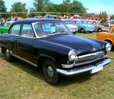 Picture of GAZ 23 Volga