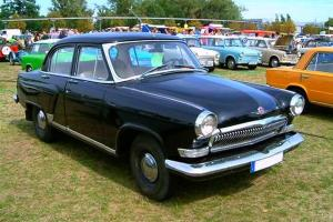 Picture of GAZ 23 Volga