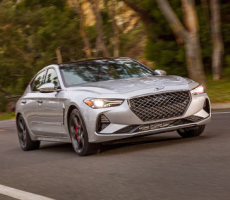 Picture of Genesis G70 2.0T