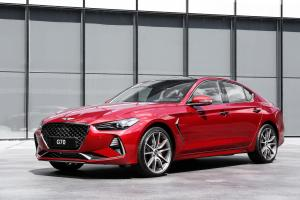 Picture of Genesis G70 3.3T GDi