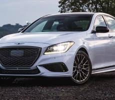 Picture of Genesis G80 Sport