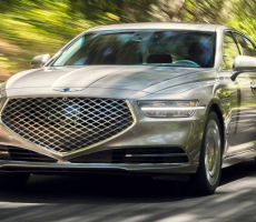 Picture of Genesis G90 3.3T