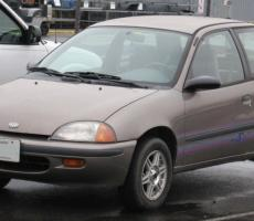 Picture of Geo Metro Hatchback