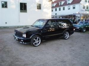 Photo of GMC Typhoon