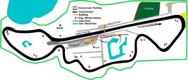 Image of Grattan Raceway