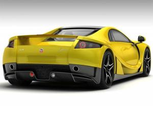 Photo of GTA Motors Spano facelift