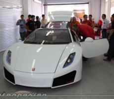 Picture of GTA Motors Spano