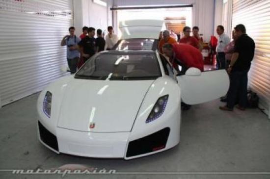 Image of GTA Motors Spano