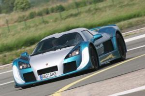Photo of Gumpert Apollo Speed