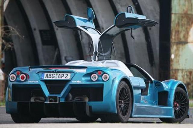 Image of Gumpert Apollo Speed