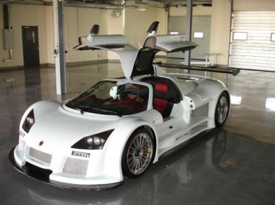 Image of Gumpert Apollo