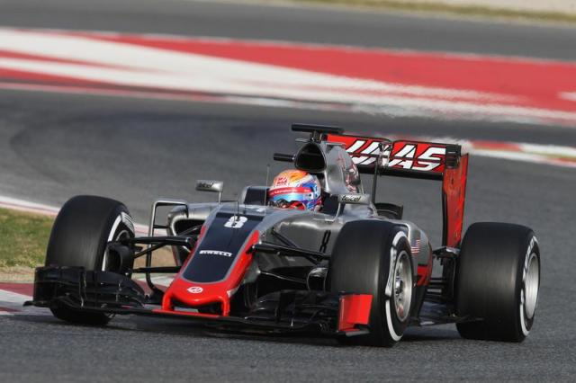 Image of Haas VF-16
