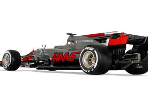 Picture of Haas VF-17