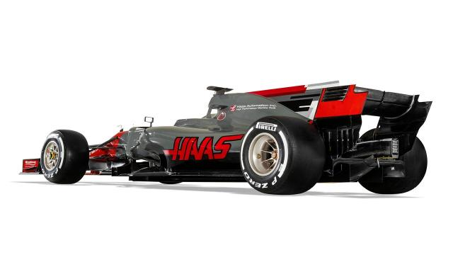 Image of Haas VF-17